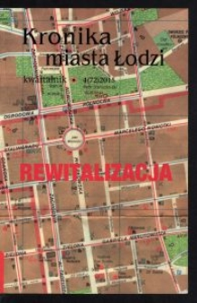 Kronika Miasta Łodzi : kwartalnik. 2015 [nr] 4 (72)
