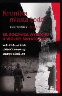 Kronika Miasta Łodzi : kwartalnik. 2019 [nr] 3 (86)
