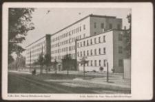 Lodz, Gen. Sławoj-Składkowski-Szpital = Łódź, Szpital im. Gen. Sławoj-Składkowskiego [Dokument ikonograficzny]