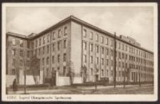 Łódź. Szpital Ubezpieczalni Społecznej [Dokument ikonograficzny]