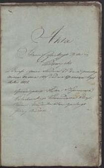 [Akta Urzędnika Stanu Cywilnego parafii Brodnia] : Akta urodzin, ślubów i zgonów w parafii Brodnia