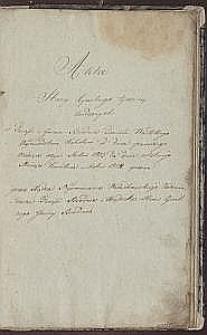 [Akta Urzędnika Stanu Cywilnego parafii Brodnia] : Akta urodzin, ślubów i zejść parafii Brodnia