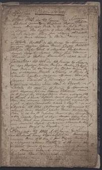 [Akta Urzędnika Stanu Cywilnego parafii Brodnia] : Akta urodzin, zaślubin i zgonów parafii Brodnia 1822-1825 r.