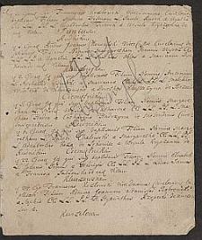 [Akta Urzędnika Stanu Cywilnego parafii Kurzelów] : Księga akt urodzeń parafii Kurzelów. 1761-1779