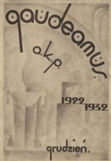 Księga pamiątkowa Akademickich Kół Pabjaniczan : wydana w 10 rocznicę powstania organizacji