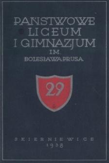 Państwowe Liceum i Gimnazjum im. Bolesława Prusa w Skierniewicach