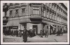 Litzmannstadt, Adolf-Hitlerstr. Ecke Horst Wessel-Strasse