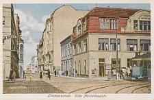 Litzmannstadt, Ecke Meisterhausstr.