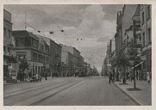 Litzmannstadt, Adolf-Hitler-Strasse