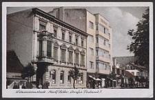 Litzmannstadt, Adolf-Hitler-Strasse. Postamt. 7