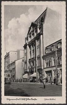 Litzmannstadt, Adolf-Hitler Strasse