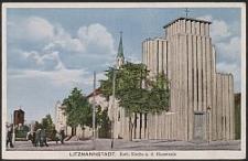 Litzmannstadt, Kath. Kirche a. d. Heerstrasse