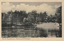 Aus der Umgebung von Litzmannstadt/Warthegau