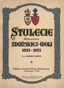 Stulecie miasta Zduńskiej Woli : 1825-1925