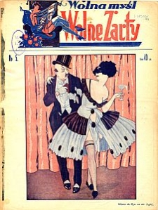 Wolna Myśl Wolne Żarty. 1931 [R. 13] no 5