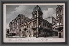 Litzmannstadt, Dresdner Bank, Fremdenhof Gen. Litzmann