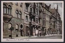 Litzmannstadt, Adolf Hitler-Strasse
