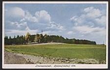 Litzmannstadt, Heldenfriedhof 1914