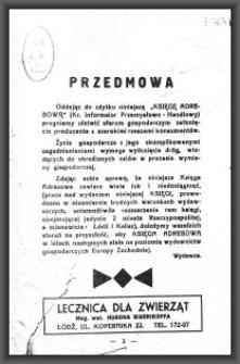 Księga Adresowa. 1938 [R. 1]