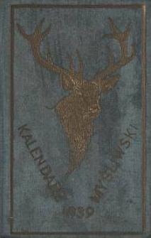 Kalendarz Myśliwski : na 1939 rok