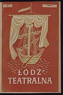 Łódź Teatralna. 1946/[19]47 [R. 1] nr 2