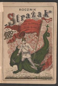 """Rocznik """"Strażak"""" : na rok zwyczajny 1882. R. 1"""