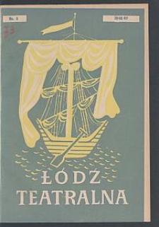 Łódź Teatralna. 1946/[19]47 [R. 1] nr 5