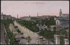 Łódź : Ogród Mikołajewski