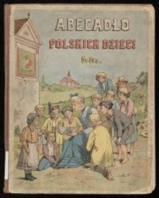 Abecadło polskich dzieci w krajobrazach / opisał wierszem Or - Ot [pseud.].