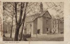 Łódź : Kościół św.[iętego] Józefa