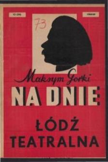 Łódź Teatralna. 1948/[19]49 R. 3 nr 12