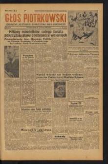 Głos Piotrkowski : organ WK i ŁK Polskiej Zjednoczonej Partii Robotniczej. 1949-02-28 R. 2 (5) nr 58