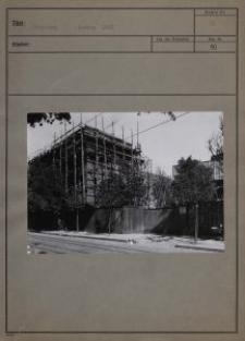 Bücherei : Neubau 1941