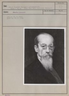 Adolf Konrad Steinert, Litzmannstadt : Sohn des Carl Gottlieb Steinert