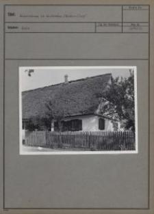Bauernhaus in Markowka (Hochweiler)
