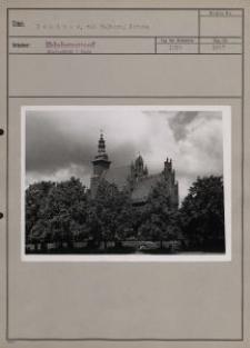 Bendkow bei Wolborz : Kirche