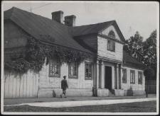 Dt. Tuchmacherhaus in Zgierz bei Lodz