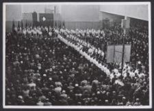 DVV Kundgebung, Sporthalle 1938