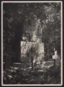 Ehrenmal a. d. Kriegerfriedhof Porschewitze bei Konstantinow