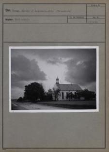 Evang. Kirche in Laznowska-Wola (Groembach)