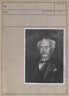 General Litzmann nach einem Gemälde von Massenbach