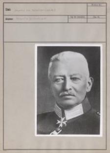 General von Scheffer-Boyadel