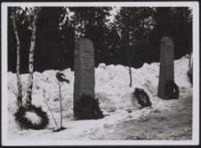 Gräberberg : Gedenksteine
