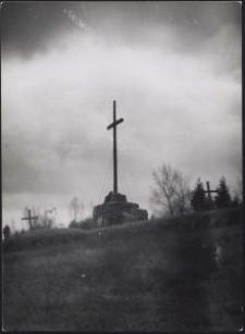 Gräberberg : Hochkreuz von Osten I