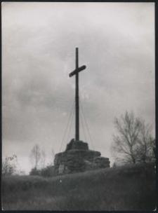Gräberberg : Hochkreuz von Osten II