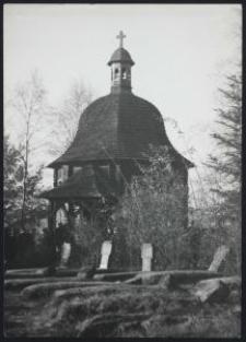 Gräberberg : Kapelle an Nordwesthang