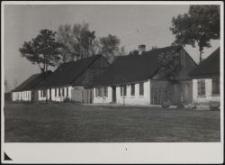 Handweberhäuser in Konstantinow bei Lodz