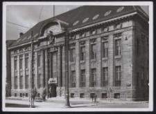 Hauptpost Herm. Göring Str. / [fot. Waldemar Rode]