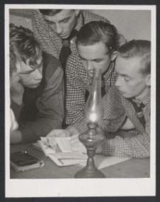 Heimabend : Lodsch, 1938