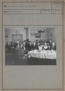 Kameradschaftsabend, Weihnacht 1942